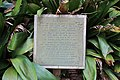 Bellingrath Gardens and Home 2018 God's Garden plaque.jpg