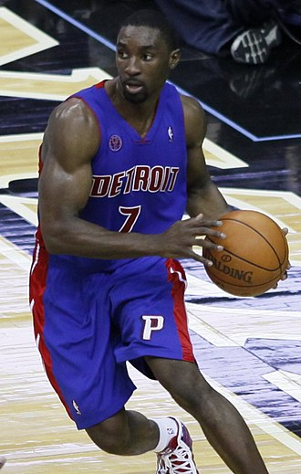 Ben Gordon - Ben Gordon spent three season in Detroit, between 2009 and 2012.