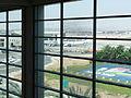 Ben Gurion International Airport פרסומת דשא.JPG