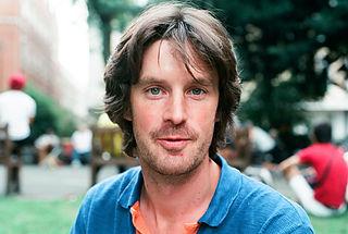 Ben Moore (curator) curator