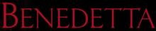 Description de l'image Benedetta Logo.png.