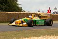 Benetton B192 at Goodwood 2010.jpg
