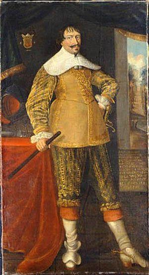 Bengt Oxenstierna (governor) - Bengt Bengtsson Oxenstierna