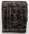 Benin, regno del benin, guardiani del palazzo.JPG