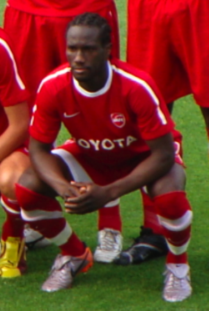 Benjamin Angoua - Angoua with Valenciennes in 2010