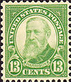 Benjamin Harrison 1926 Issue-13c.jpg