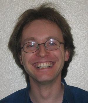Benoît Minisini - Benoît Minisini at the 2005 Open Source World Conference