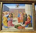 Benozzo gozzoli, predella con scene delle vite di santi, 1460-70 ca., 03 pietro.JPG