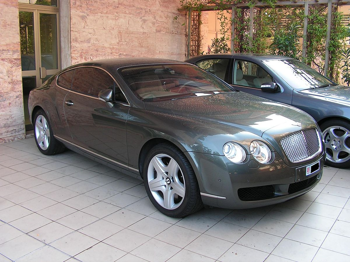 Px Bentley Continental Gt on 2006 Bentley Continental Gt
