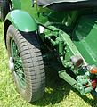 Bentley special, rear suspension, Cophill Farm vintage rally 2012.jpg