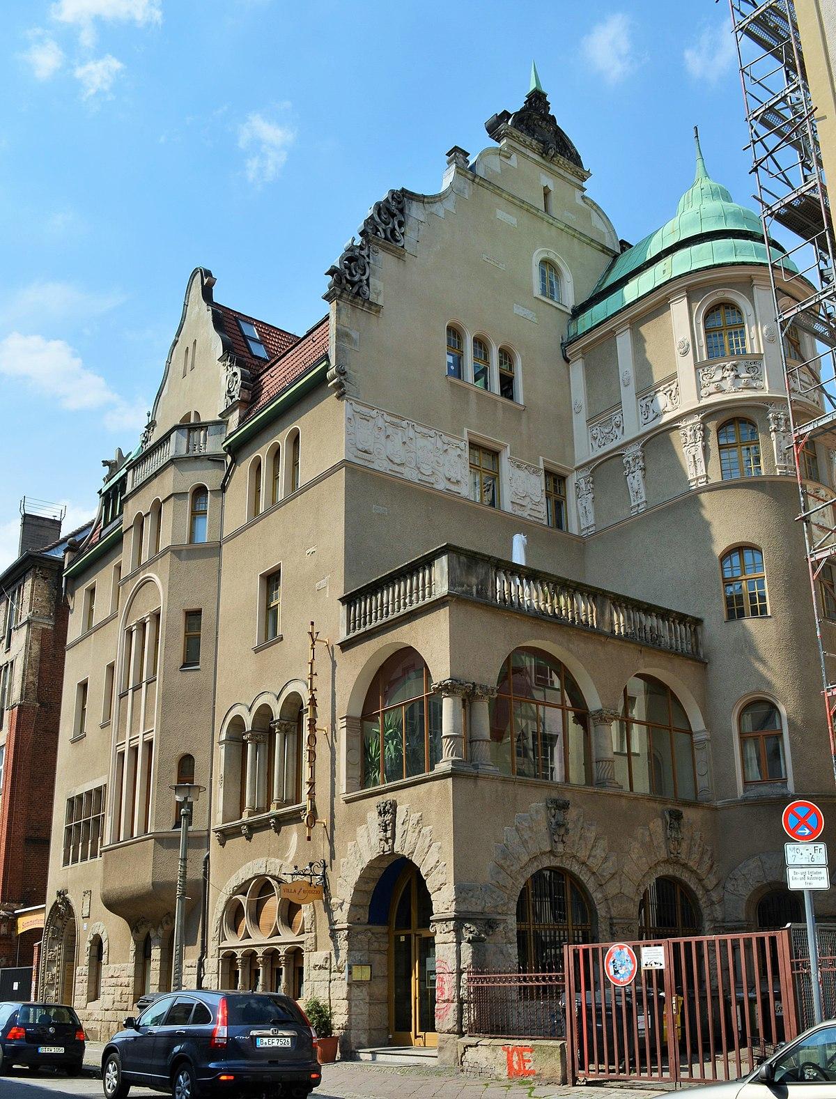 Villa Rodizio Berlin Menu