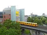 Berlin U-bahn line 1 at BVG Gate.jpg