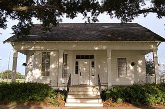 National Register of Historic Places listings in Acadia Parish, Louisiana - Image: Bernard House WM