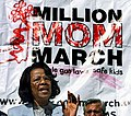Betty Holzendorf 28 March 2001 protest.jpg