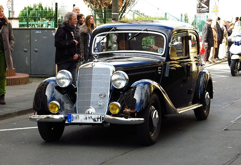 Typ 170 V (W136) - Mercedes-Benz