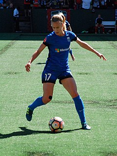 Beverly Yanez association football player, 2015 NWSL Best XI Forward