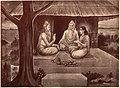 Bharat and Vashista as Guests of Bharadwaja.jpg