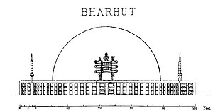 Bharhut stupa original layout.jpg