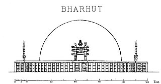 <i>Bharhut</i> village in Satna district, Madhya Pradesh, India