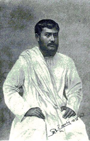 Bhupendranath Datta - Image: Bhupendranath Datta (brother of Swami Vivekananda)