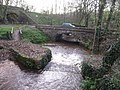 Bickleigh , Bickleigh Mill Stream and Bridge - geograph.org.uk - 1581707.jpg