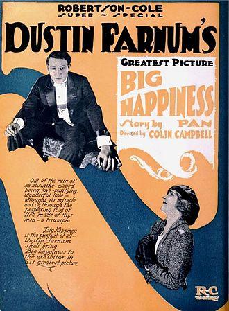 Big Happiness - Image: Big Happiness (1920) 5