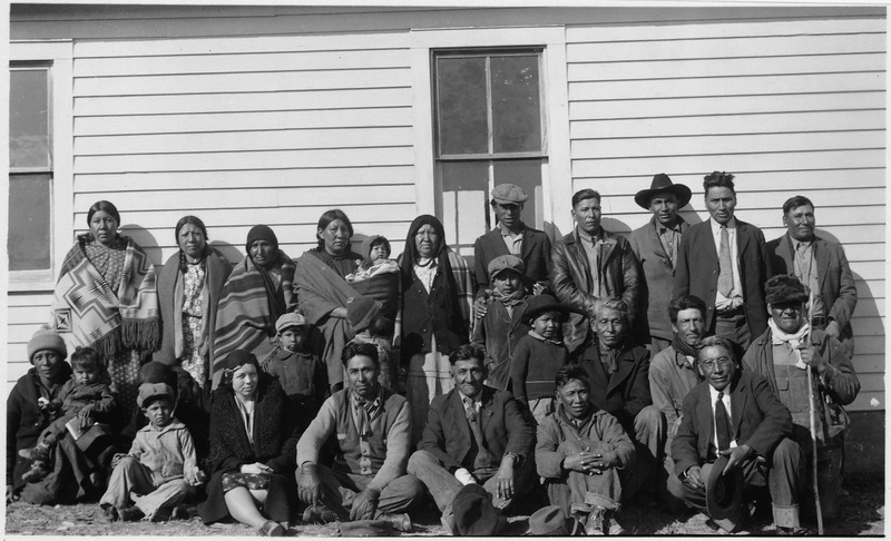 File:Big Head Tribal Council meeting group photo - NARA - 285858.tif
