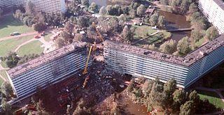El Al Flight 1862 1992 plane crash in the Netherlands