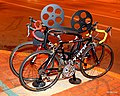 Bike stand in front of the Fox Theater (18724168402).jpg