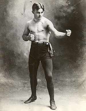 Frank Klaus - Billy Papke, World Middleweight Champion