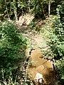 Binzenlöchlesgraben, Bachbett im Großen Wald nach Unwetter (3).jpg