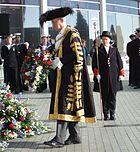 Birmingham Trafalgar Day 2007