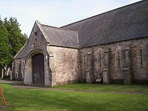 Scheduled monuments in Mendip - Image: Bishop's Barn, Wells
