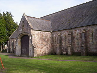 Scheduled monuments in Mendip - Image: Bishop's Barn, Wells