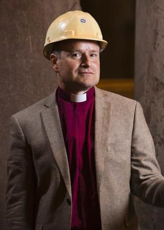 Sören Dalevi - Image: Biskop Sören Dalevi