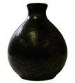 Black crystal oval sake bottle.jpg