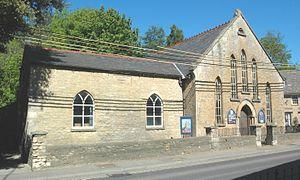 Bladon - Bladon Methodist Church, built in 1877