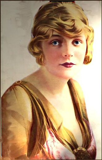 Blanche Sweet - Photoplay cover image of Blanche Sweet, April 1915