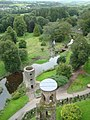 Blarney Castle - the tower and the park.jpg