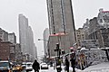 Blizzard Day in NYC (4392182362).jpg