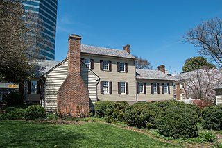 William Blount Mansion United States historic place