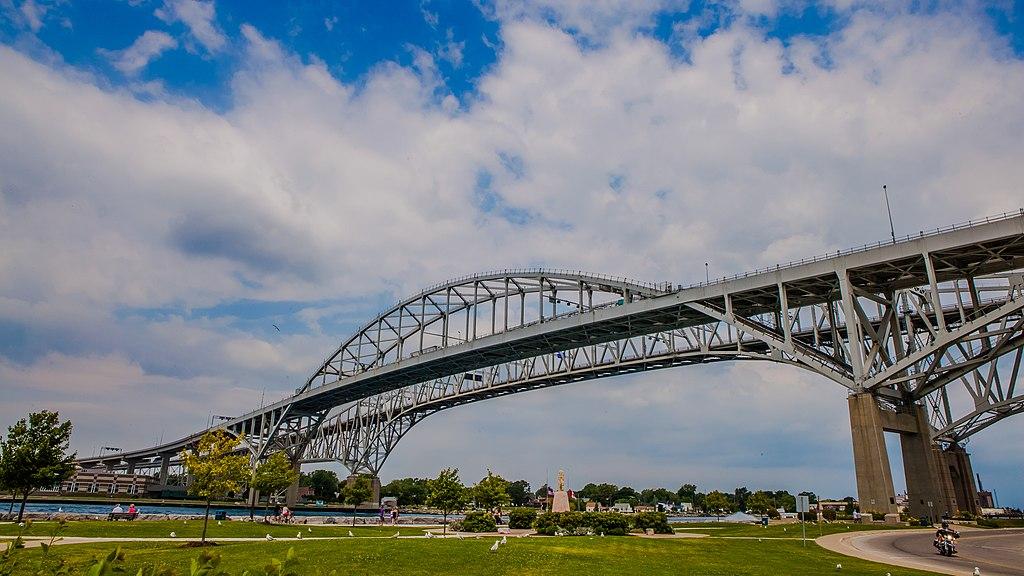 Blue Water Bridge - Sarnia