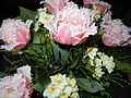 Blumenstrauß mit Tulpen und Narzissen 4.JPG