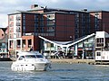 Boat at Brayford Pool - geograph.org.uk - 1235389.jpg