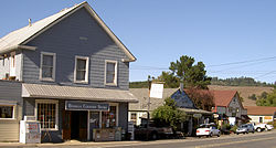 Bodega in 2008: surf shop and historic general store