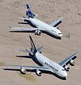 Boeing 747-4F6 'N469AC' & McDD MD11 'N383WA' (13783279214).jpg