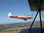 Boeing Stearman - Yak 52 (3758744668).jpg