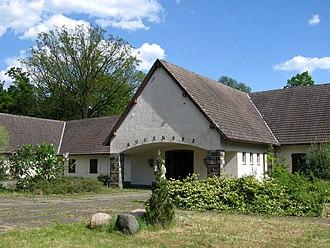 Magda Goebbels - Goebbels' villa on Bogensee, 2008 condition
