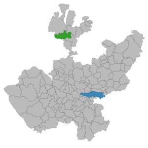 Bolaños Municipality - Image: Bolaños (municipio de Jalisco)