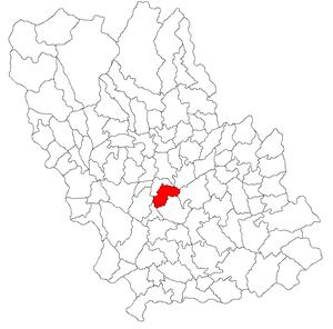 Boldești-Scăeni - Image: Boldesti Scaeni jud Prahova